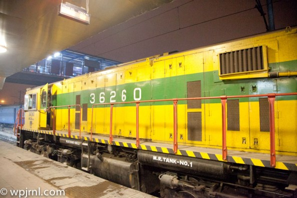 Bhopal Shatabdi Express/12002 First Class AC - Train