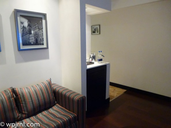 Hilton Bogota Suite - Living Room