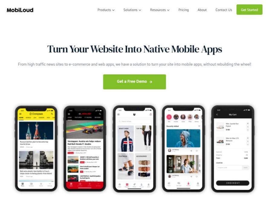 How to convert your WordPress Website into Native Android App