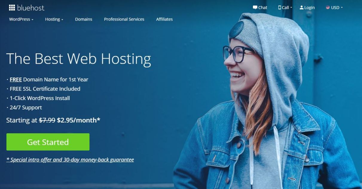 Installing WordPress Automatically on Bluehost