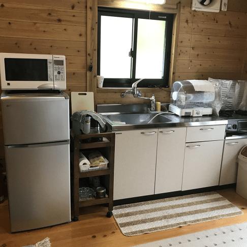 ななこ家「キッチン」