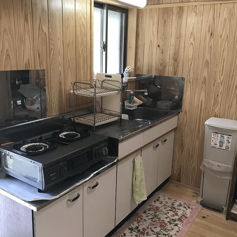 れんげ荘「キッチン」