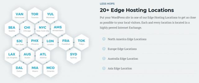 Rocket review of edge hosting