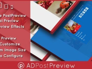 AD Post Preview WordPress Plugin