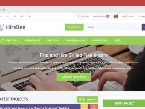 AppThemes Hirebee WordPress Themes