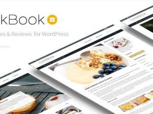 CookBook - Food Magazine Blog