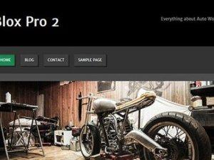 CyberChimps Blox Pro 2 WordPress Theme