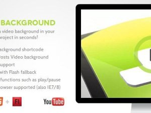 Easy Video Background WP