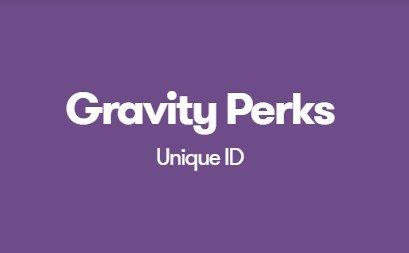 Gravity Perks Unique ID