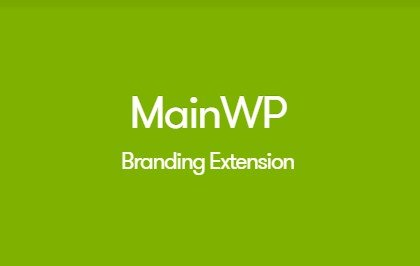MainWP Branding Extension