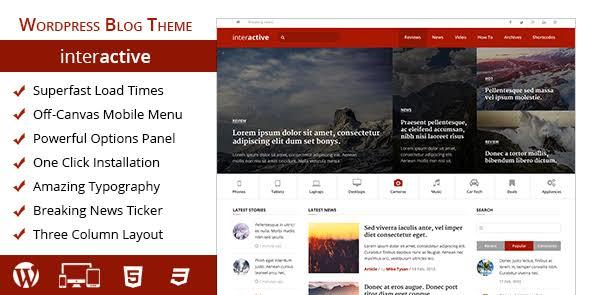 WPLocker-MyThemeShop Interactive WordPress Theme