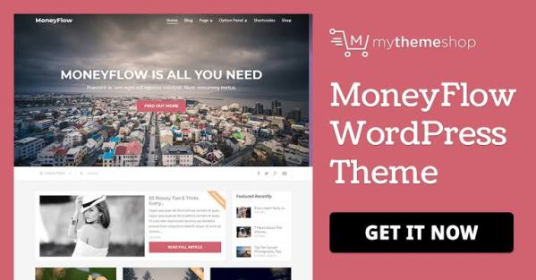 WPLocker-MyThemeShop MoneyFlow WordPress Theme