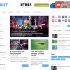 WPLocker-MyThemeShop Split WordPress Theme