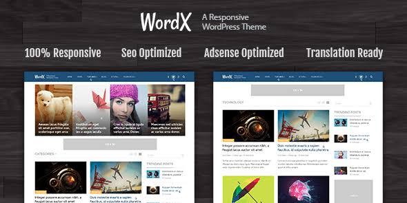 WPLocker-MyThemeShop WordX WordPress Theme