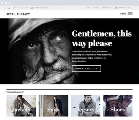 OboxThemes Retail Therapy WooCommerce Themes