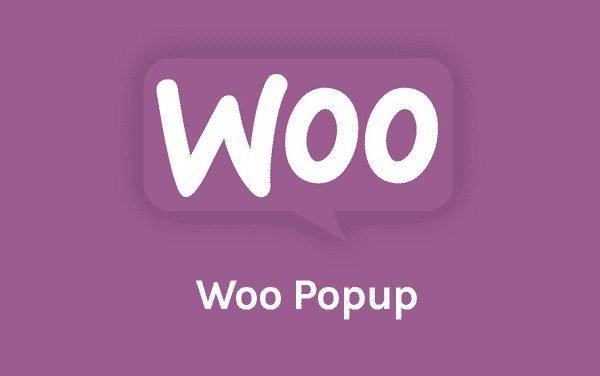 OceanWP Woo Popup Addon
