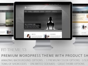 RT-Theme 13 - Multi-Purpose WordPress Theme