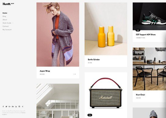 Themes Kingdom HunttShop WordPress Theme