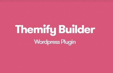 Themify Builder WordPress Plugin