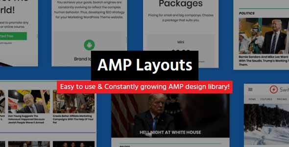 AMP Layouts