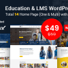 Eikra Education – Education WordPress Theme