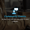 The Events Calendar Community Events
