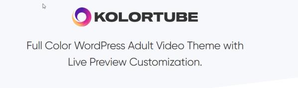 WP-Script: KolorTube