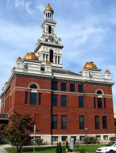 Sevier County Courthouse, Sevierville, TN