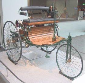 Benz First Car
