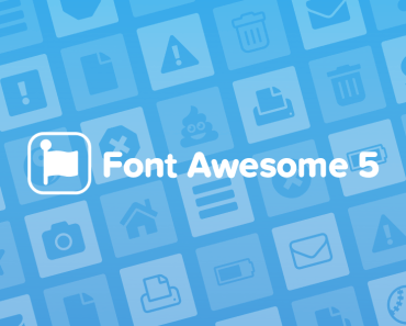 Add Font Awesome 5 Icons To Wordpress