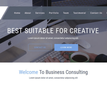CorporateSource Responsive Agency Business Theme