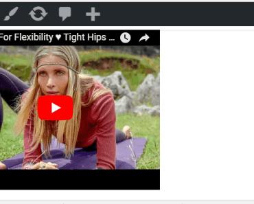 Minimalist Youtube Player Widget Preview-min