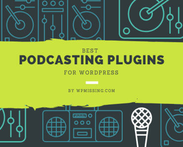 10 Best Podcasting Plugins For WordPress-min