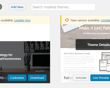 WP Anything Downloader Theme