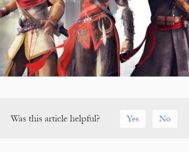 Display Was This Article Helpful Survey On The Wordpress Posts And Pages