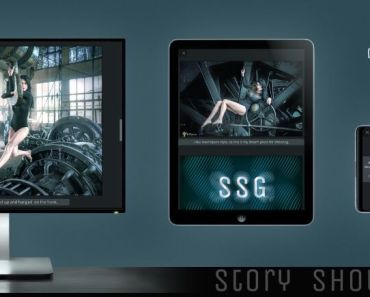 Fullscreen Photo Gallery For Story Telling - Story Show Gallery