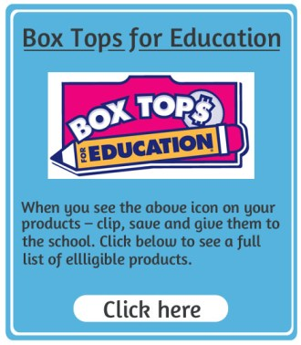 Box Tops for Education WPMS Fundraising Link