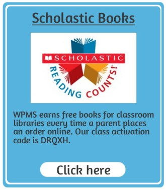 Scholastic Books WPMS Fundraising Link