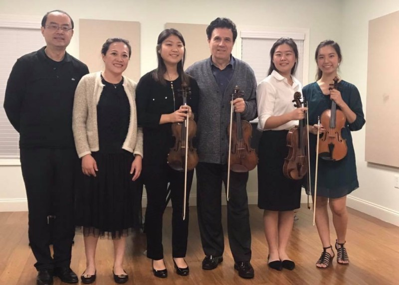 Cello Recital By Students Of Dr. Martin Gueorguiev