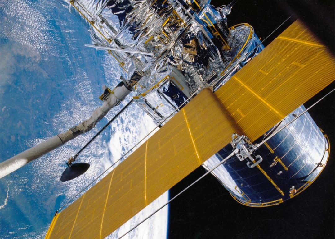 Aéraunotique spatiale