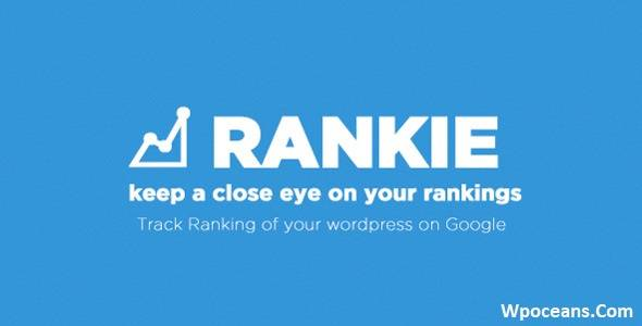 Rankie v1.7.1 - WordPress Rank Tracker Plugin