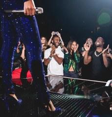 Kevin Hart delights at Beyonce