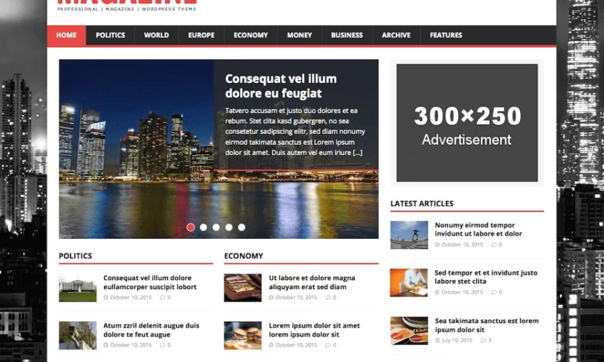 mh magazine lite-best-wordpress-magazine-themes