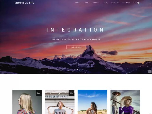 shopisle pro-best premium wordpress store themes