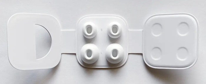 AirPods Pro イヤーキャップ
