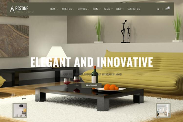 arczone-architecture-business-wordpress-theme