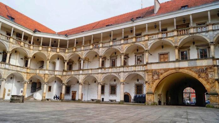 Zamek wBrzegu