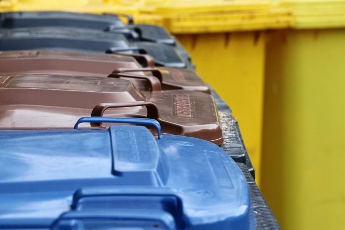 kontenery naśmieci