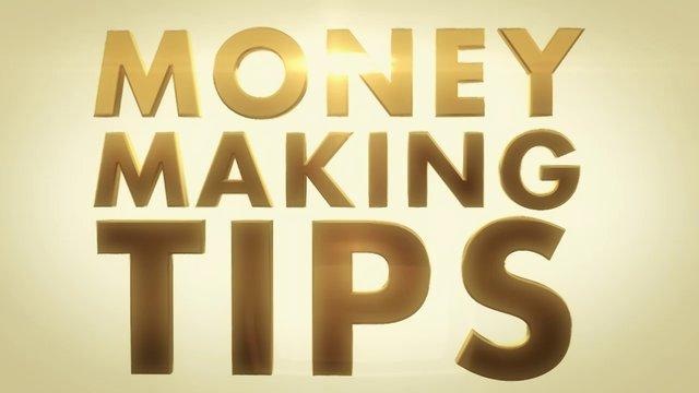 money-making-tips