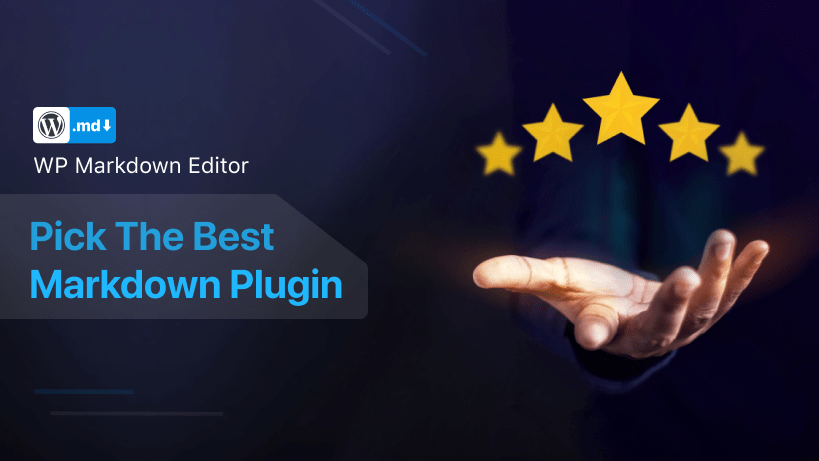 WP Markdown Editor Review - Why it is the Best Markdown Editor 2020-21